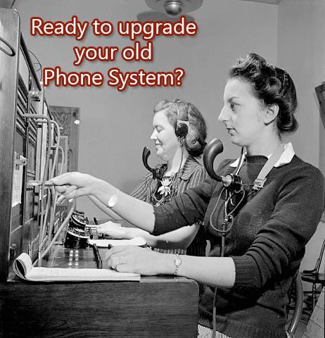 business phone installers
